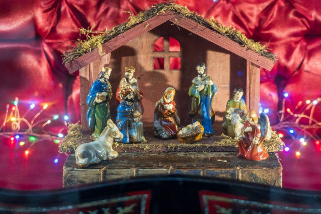 Christmas Eve: God Gets Dirty