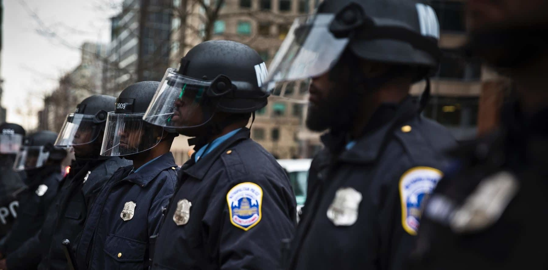 Policing in the US with Micheal Garcia