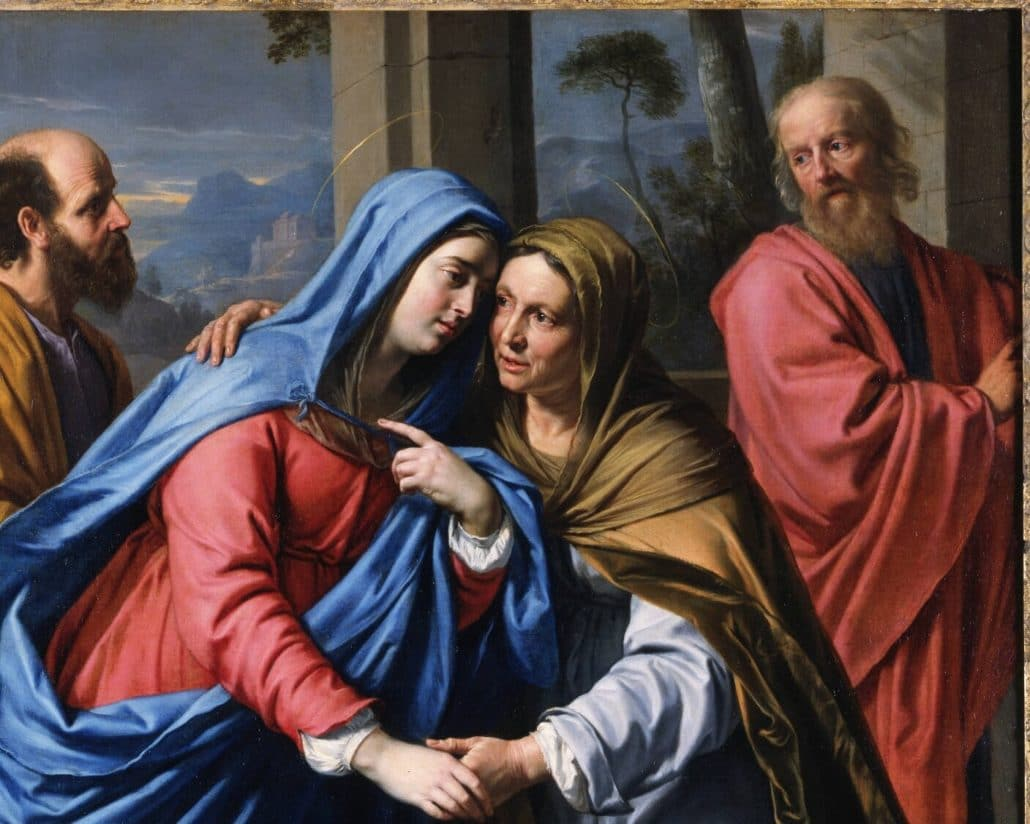 The Magnificat: Mary's Courageous Love