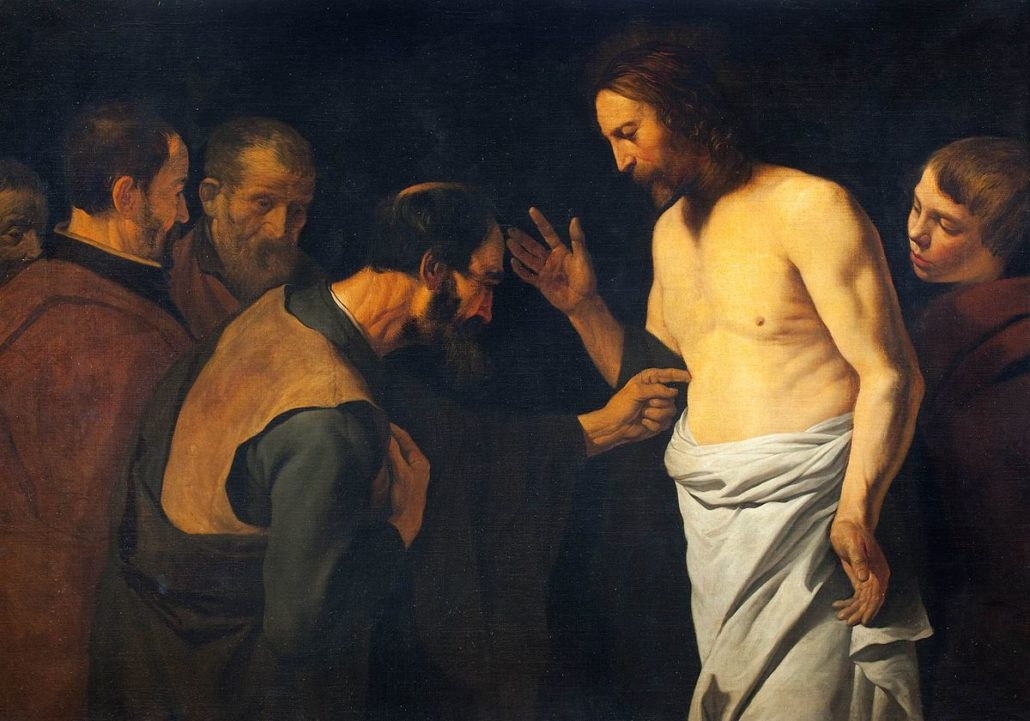 Trust-But-Verify Thomas and the Power of Forgiveness