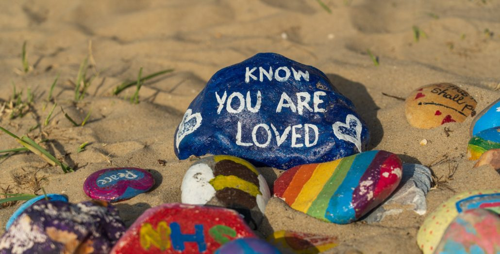 The Badass Authority of Knowing You Are Loved
