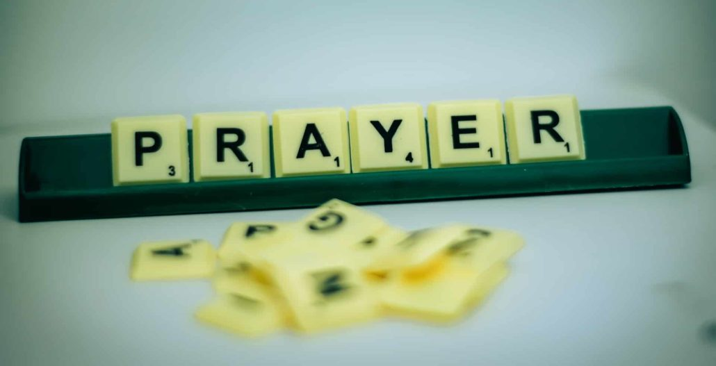 Why It's Okay To Pray for Yourself